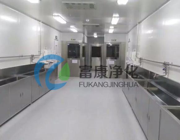 九州通医药集团净化工程